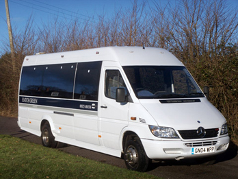 Crewkerne Coach Hire
