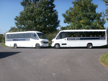 Coach Hire Burnham on Sea